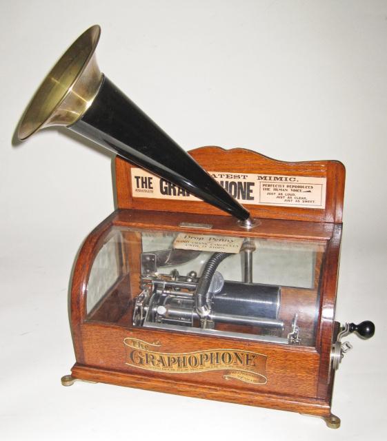 phonographs for sale antique phonographs graphophones ...